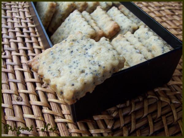 Biscuits au citron et pavot 2