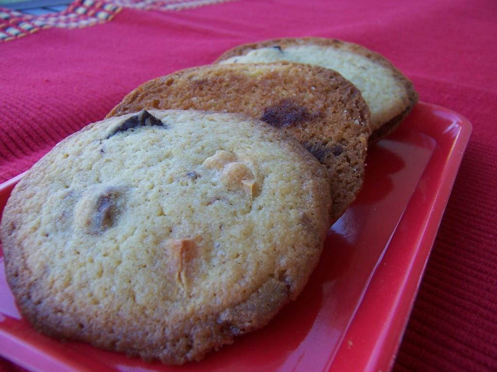 cookies 3 chocolats 3