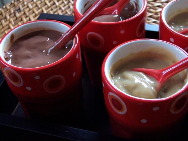 Crème dessert au café, chicorée 3