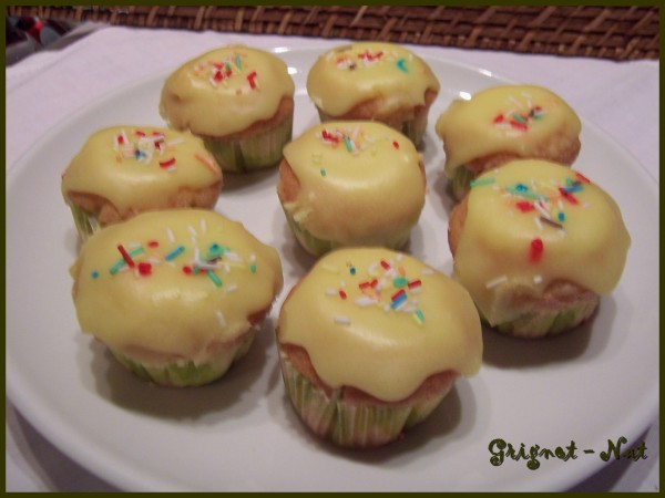 Cupcakes au citron 3