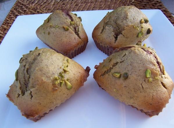 marbrés choco-pistache