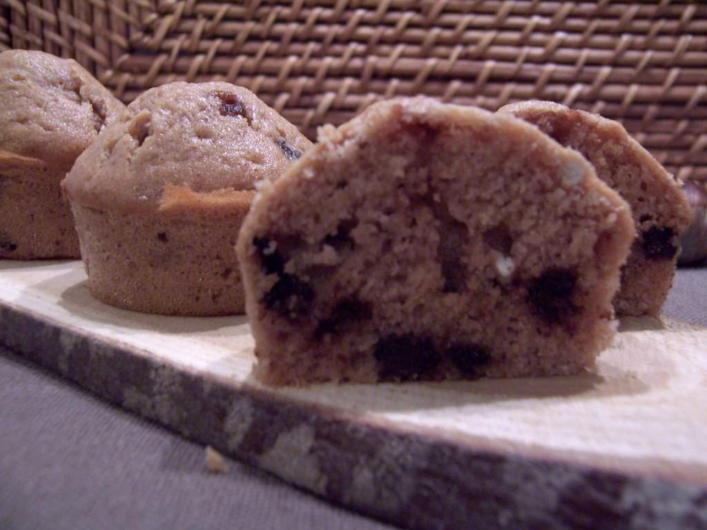 muffins chataigne 3