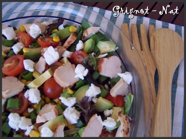 salade-fraicheur-au-poulet