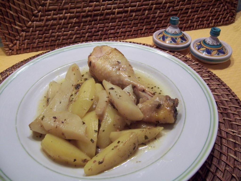 tajine poulet 2