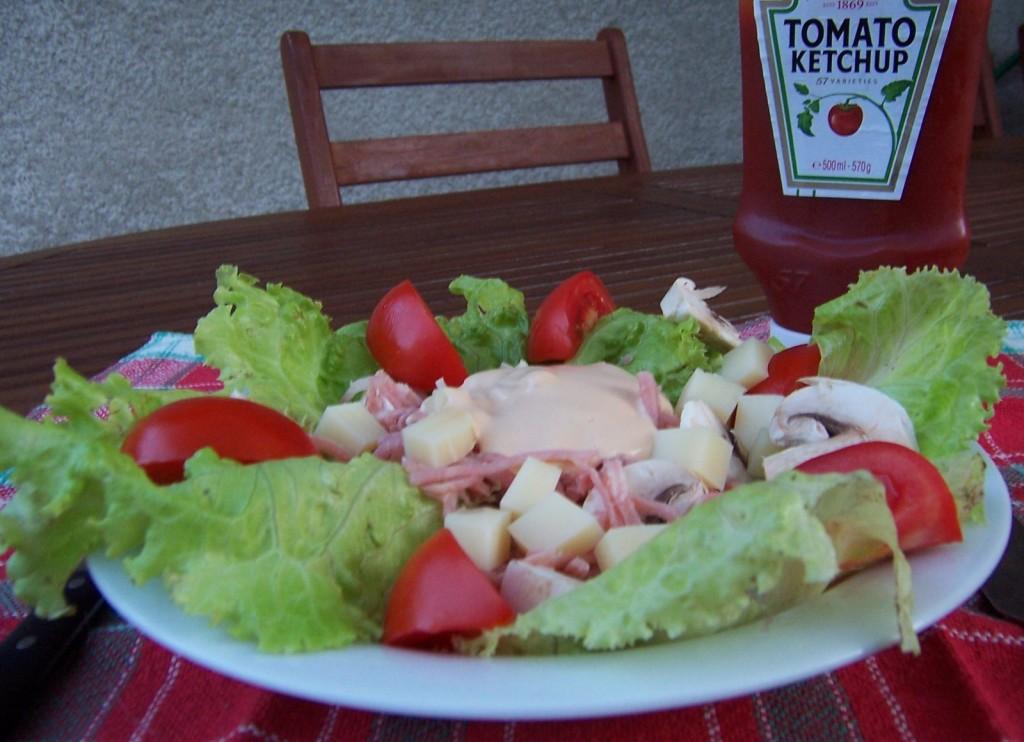 chicago salad