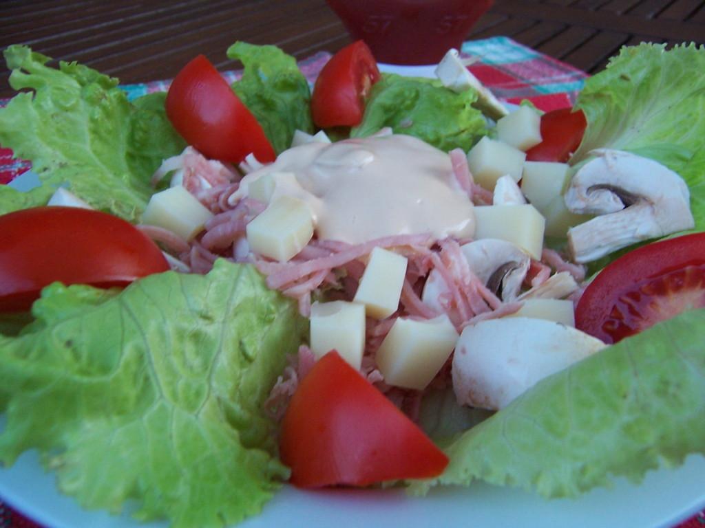 chicago salad 2