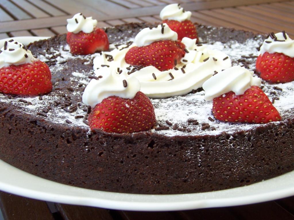 gâteau choco MO