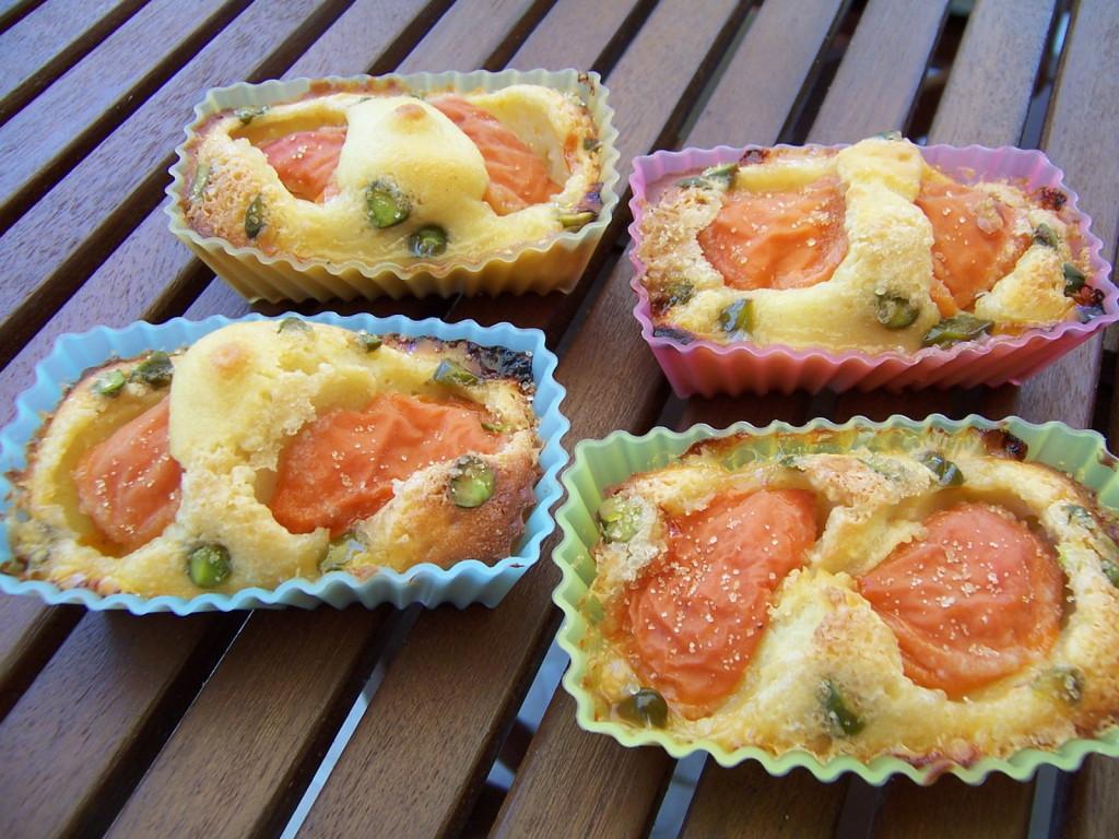 gateaux abricots et pistaches 3