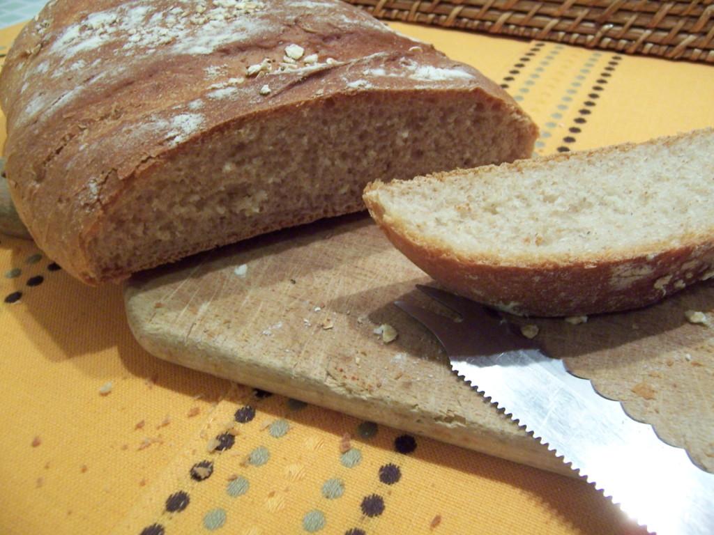 Pain à la farine complète 2