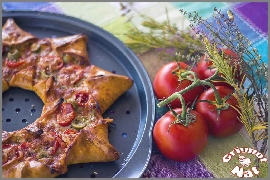 pizza étoile 1