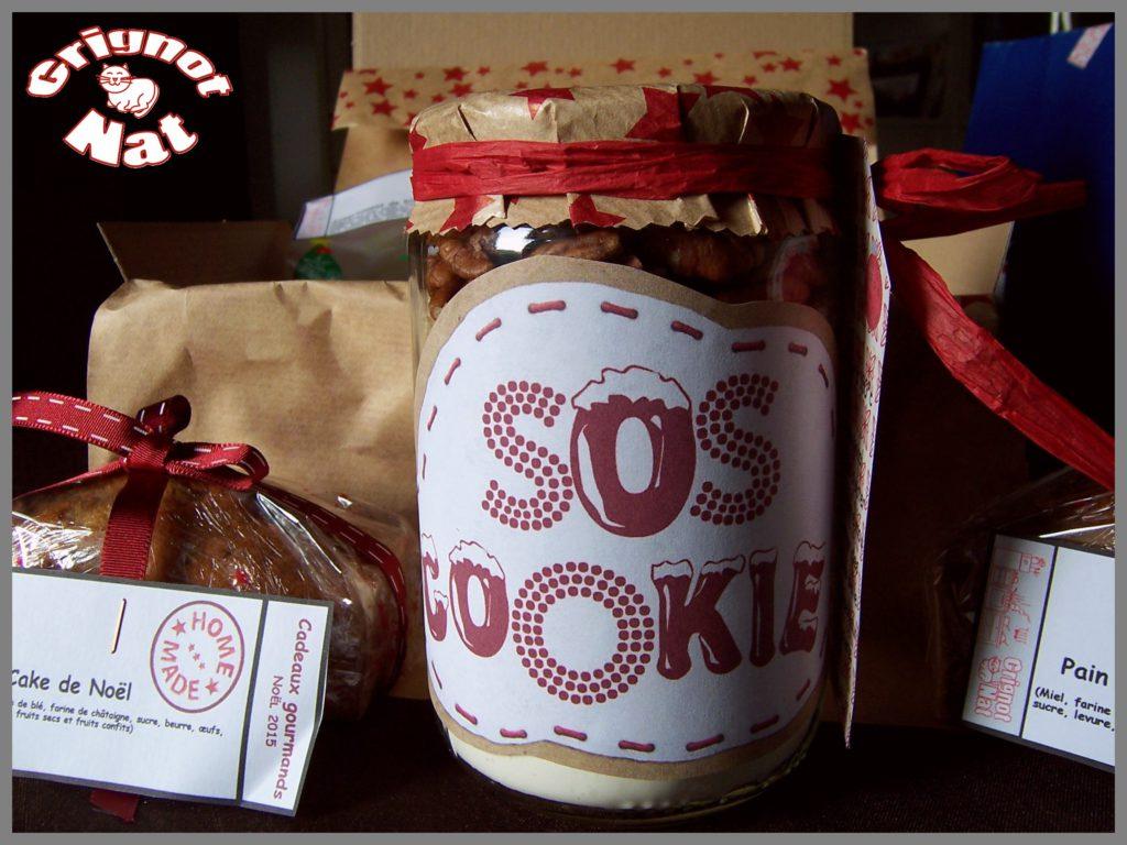 """kit """"SOS cookies"""""""