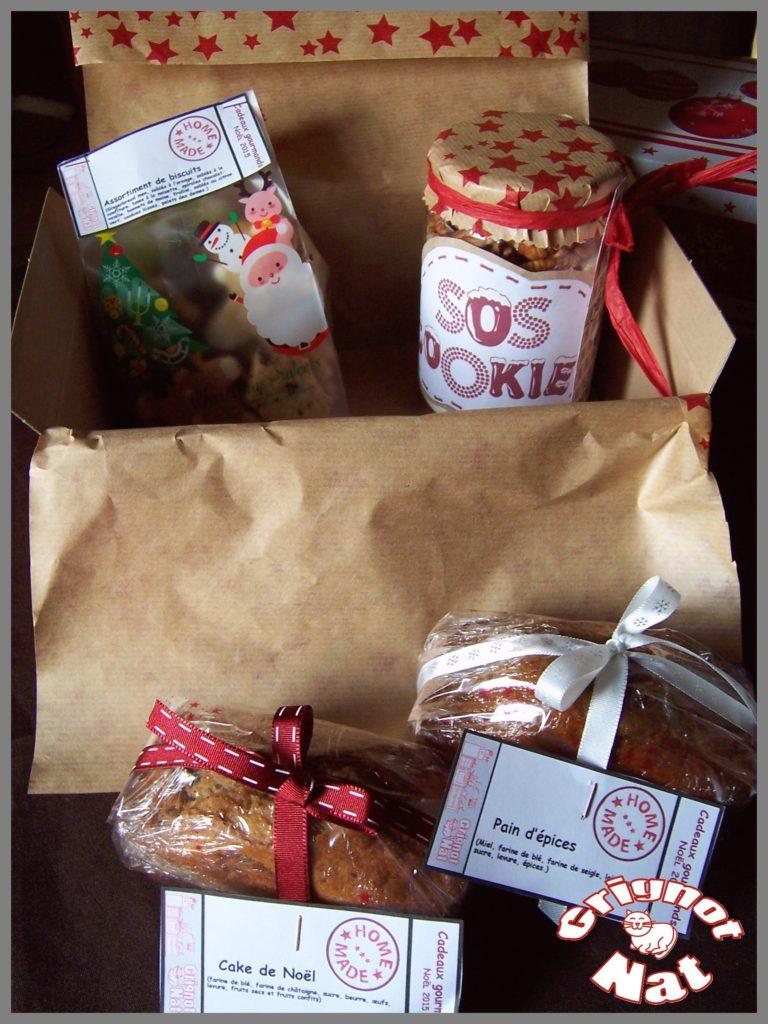 """kit """"SOS cookies"""" 2"""