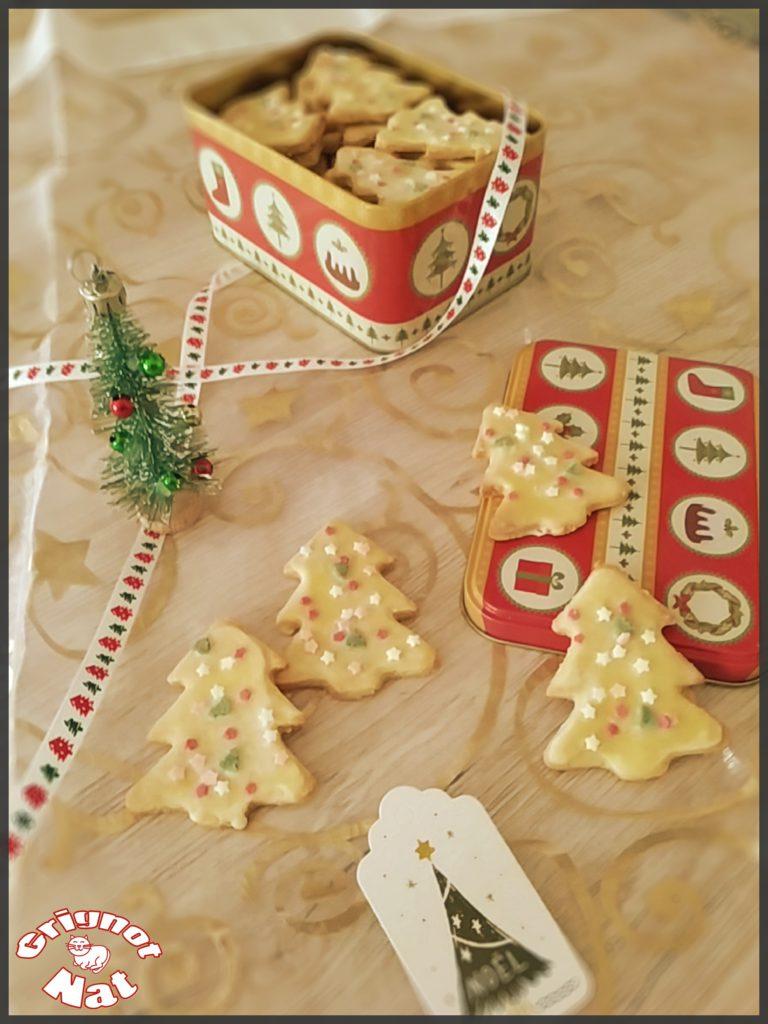 Biscuits à la clémentine