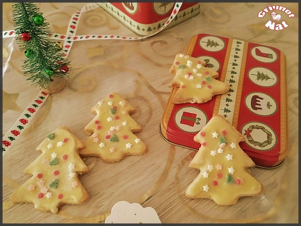 Biscuits à la clémentine 2