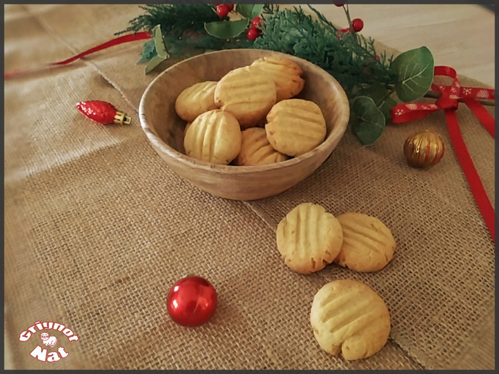 Lemon crumble biscuits 2