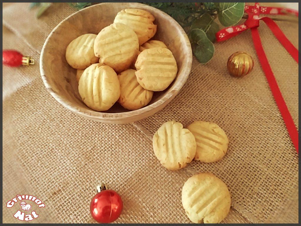 Lemon crumble biscuits 3