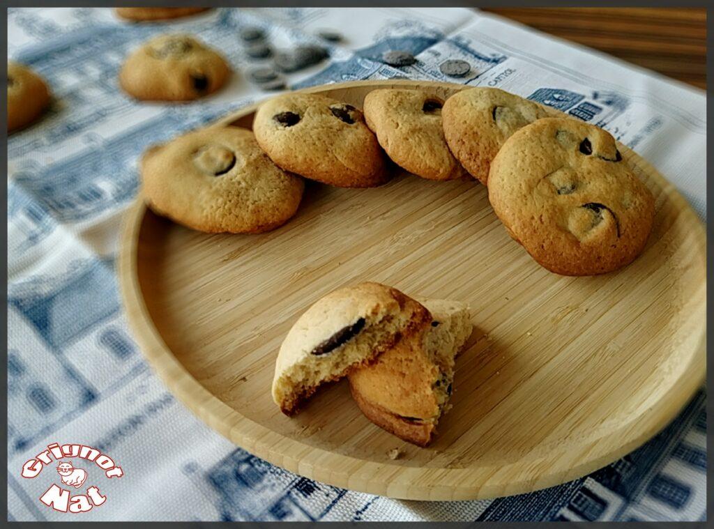 cookies à la purée d'amandes 2