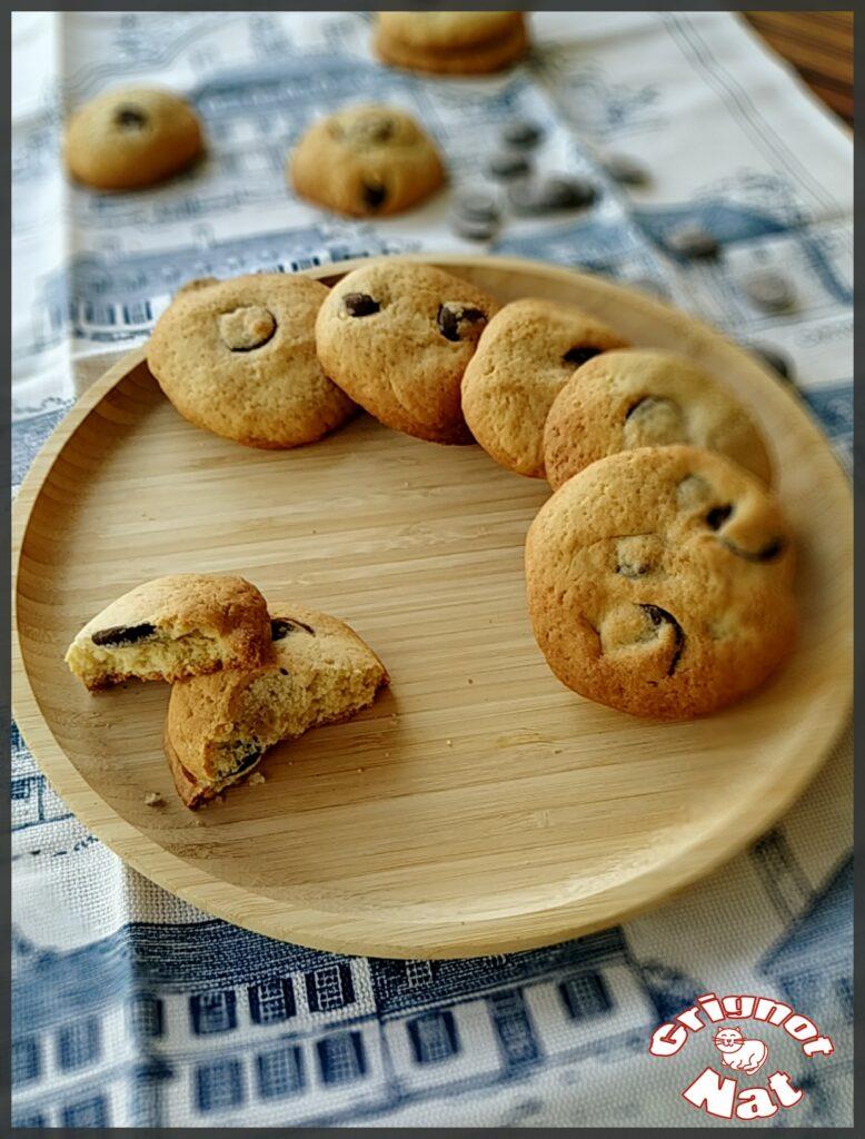 cookies à la purée d'amandes 3