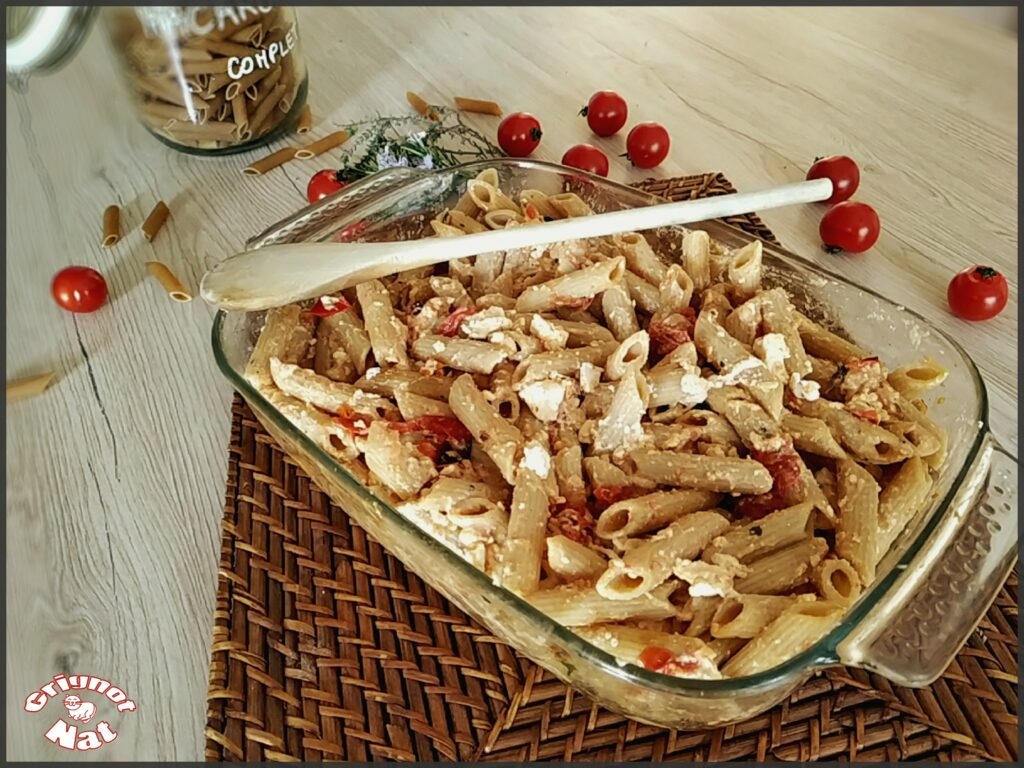 baked feta pasta 3