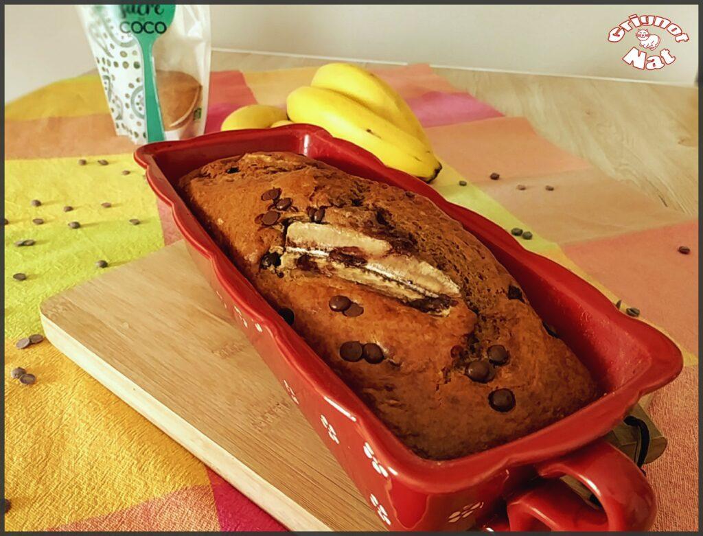 Banana bread super moelleux 2