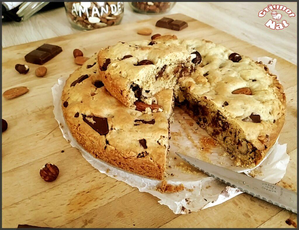 cookie cake 2