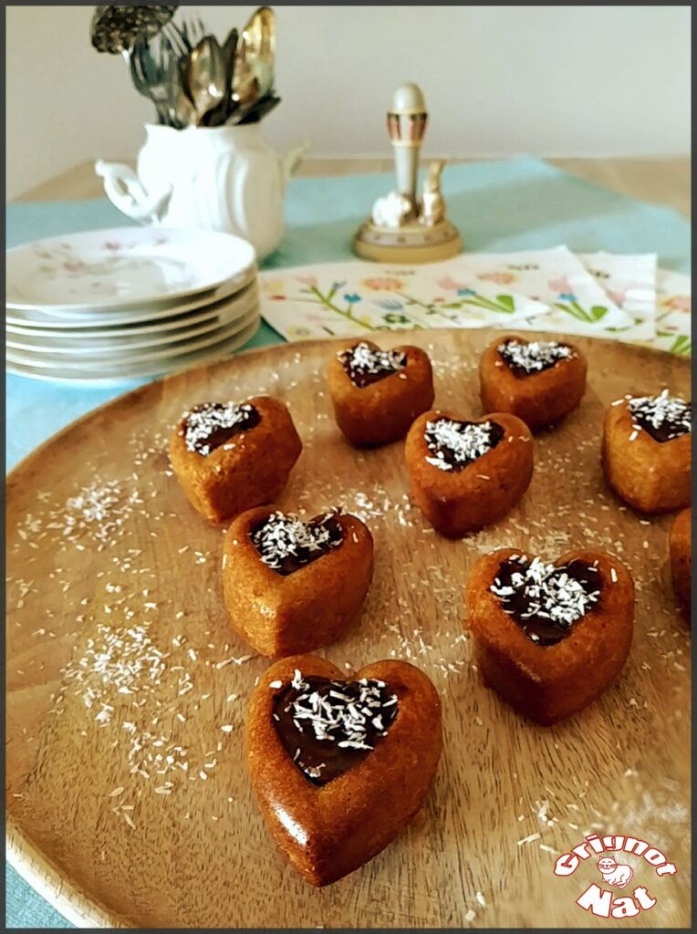 mini moelleux coco et chocolat 3