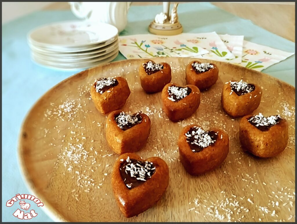 mini moelleux coco et chocolat 2