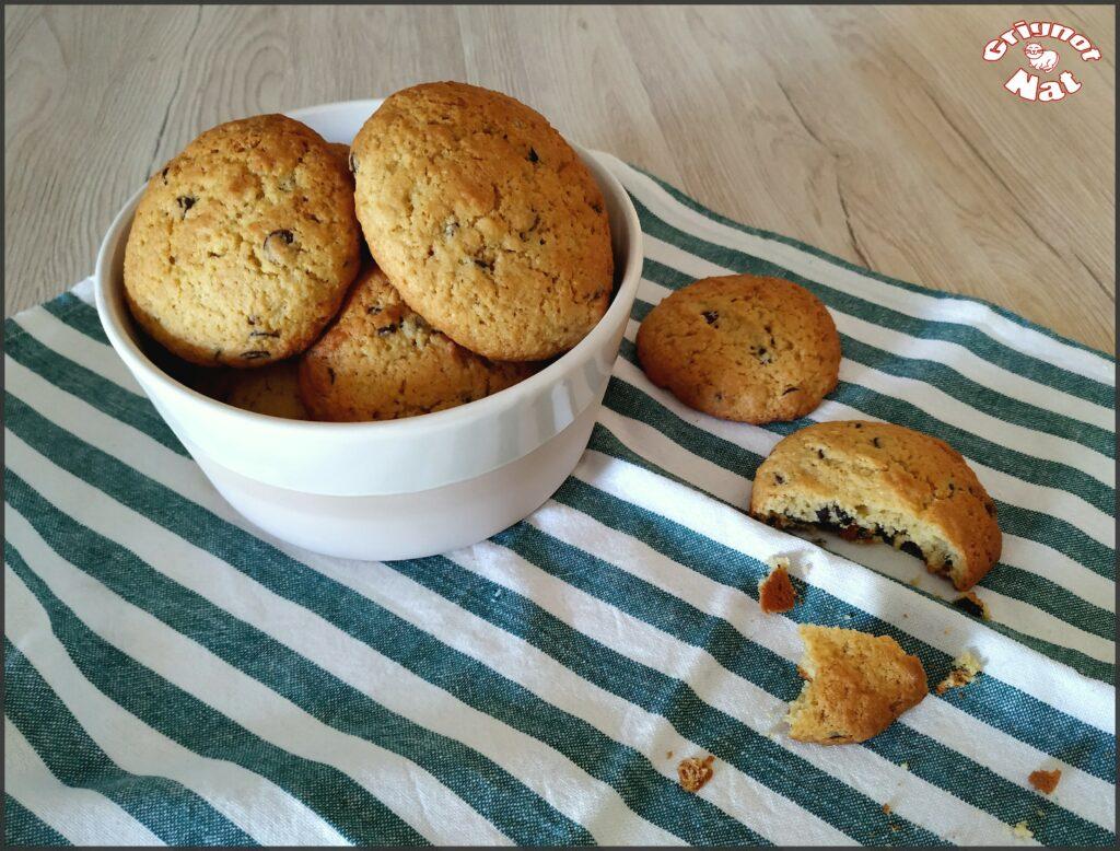 Cookies à la poudre d'amande 2