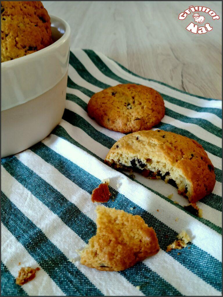 cookies à la poudre d'amandes
