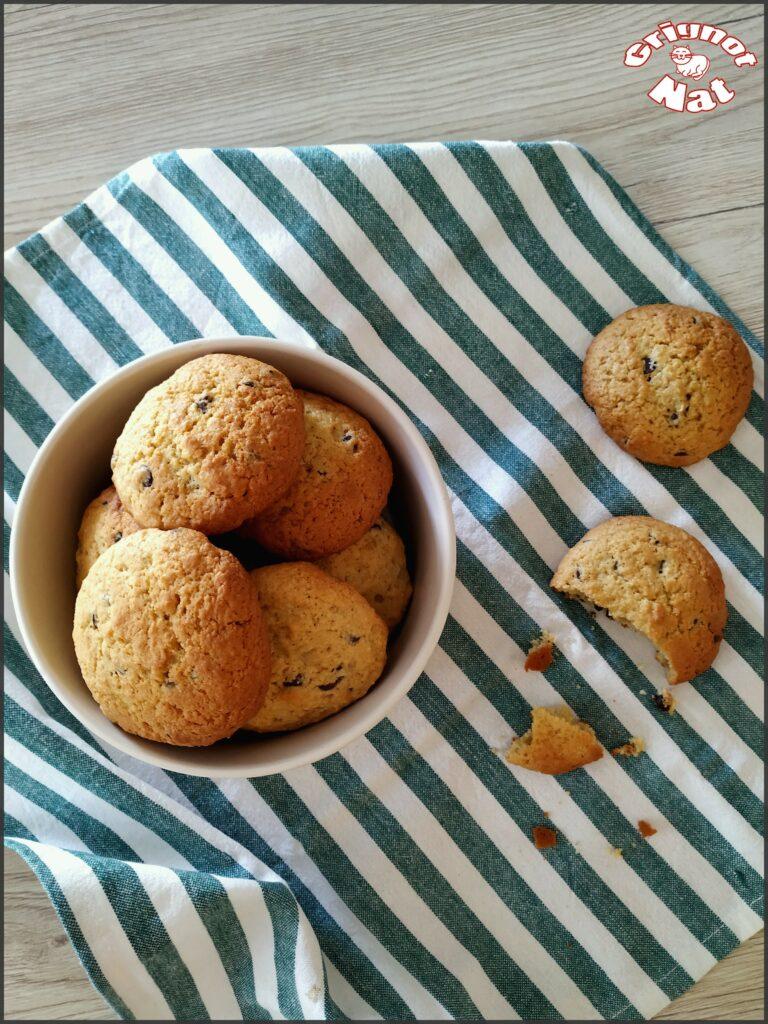 Cookies à la poudre d'amande 3