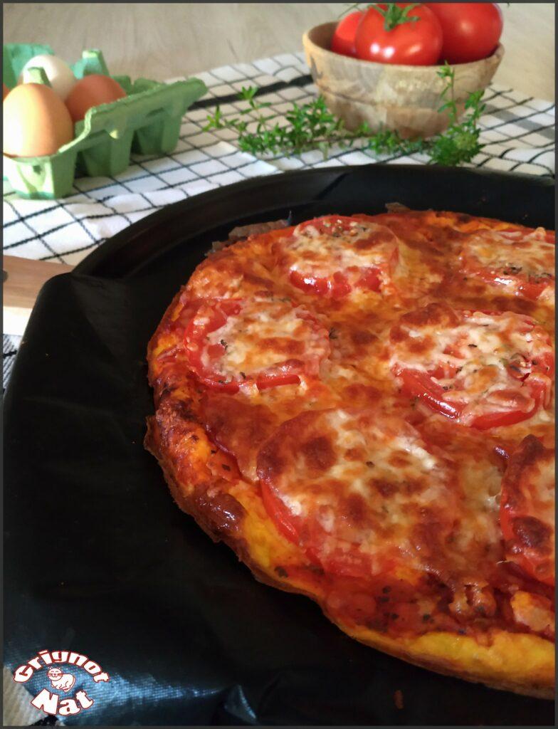 omelette pizza 3